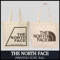[THE NORTH FACE] PRINTED TOTE BAG (送料関税込み)