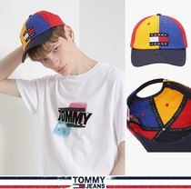 TOMMY JEANS★正規品★Heritage Color Block キャップ/安心追跡