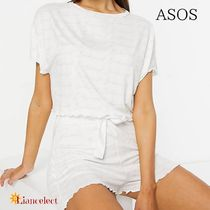 ASOS/ Missguided◆レディースパジャマ上下セット◆送料・関税込