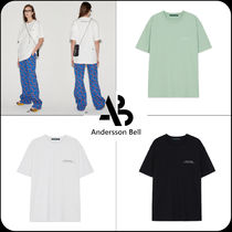 [ANDERSSON BELL]★UNISEX PRINTEMPS-ETE ESSENTIAL T-SHIRTS