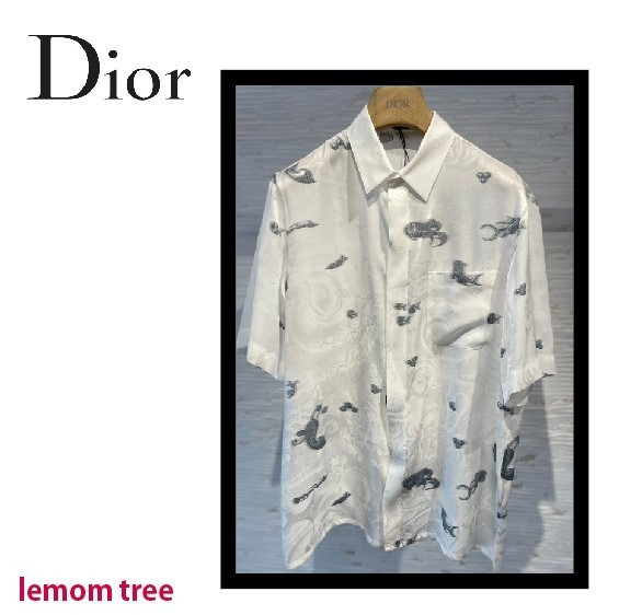DIOR AND KENNY SCHARF シャツ (Dior/シャツ) 68409035