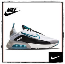 ☆Nike Air Max 2090 trainers ホワイトスニーカー英国/送関込☆