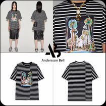 [ANDERSSON BELL]★UNISEX FILM ARCHIVE PATCH T-SHIRTS