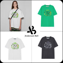 [ANDERSSON BELL]★UNISEX DINOSAUR T-SHIRTS