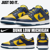 ◆大人気◆NIKE◆NIKE DUNK LOW MICHIGAN◆送料無料◆