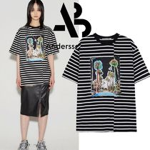 ★ANDERSSON BELL★UNISEX FILM ARCHIVE PATCH T-SHIRTS