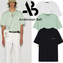 ★ANDERSSON BELL★UNISEX PRINTEMPS-ETE ESSENTIAL T-SHIRTS