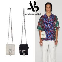★ANDERSSON BELL★UNISEX WESTERN CHAIN CROSS BAG