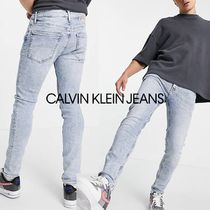 Calvin Klein Jeans スキニーフィット ジーンズ 【送料無料】