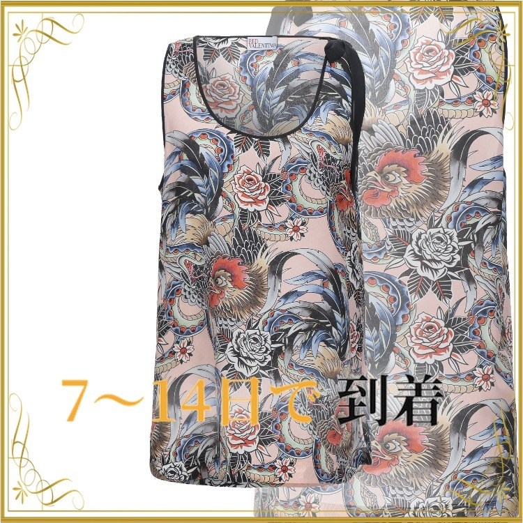 SEAL◆REDValentino Silk top (RED VALENTINO/Tシャツ・カットソー) 68433069