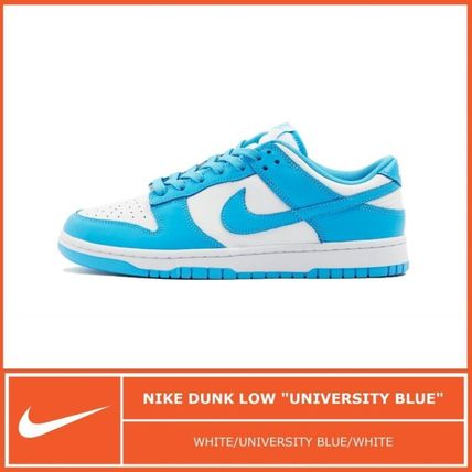 NIKE DUNK LOW UNC UNIVERSITY BLUE - ナイキ ダンク ロー