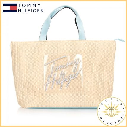 【Tommy Hilfiger・送料込】大人もOK!ストロービーチバッグ