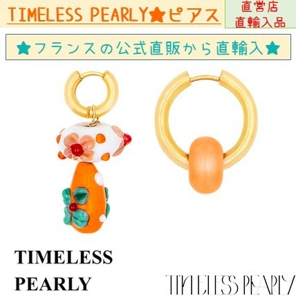 【TIMELESS PEARLY】 ピアス  直販店 直輸入品 (TIMELESS PEARLY/ピアス) 68448730