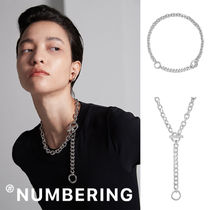Numbering(ナンバリング) ネックレス・チョーカー [NUMBERING] #262 Chain Necklace★BTS RM & SUGA 着用
