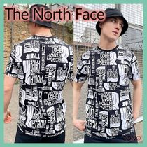 ◆The North Face◆全面プリントロゴTシャツ☆ASOS限定☆