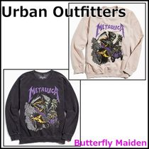Urban Outfitters(アーバンアウトフィッターズ) スウェット・トレーナー :: Urban Outfitters :: メタリカ ロックバンド ロンT