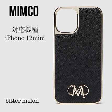 【MIMCO ミムコ】上品 シンプル UNITE HARD CASE iPhone12 mini