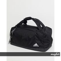 ☆【関送込】*adidas*  Football holdallバック/Black★