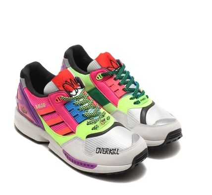 ☆adidas ZX 8500 OVERKILL CRYSTAL WHITE/GREEN 国内発送!