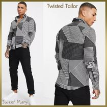 Twisted Tailor(ツイステッド テイラー) シャツ Twisted Tailor☆ ジオプリント シャツ♪【送料込】