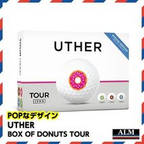 POPなデザイン★UTHER★BOX OF DONUTS TOUR