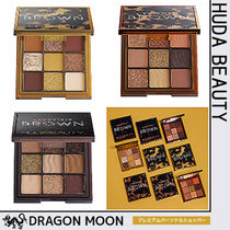 HUDA BEAUTY★Brown Obsessions アイシャドーパレット