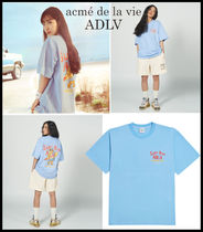【acme' de la vie】TWICE着用★ SURFING BEAR 半袖Tシャツ