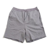 Y-3::CLASSIC TERRY SHORTS:XL[RESALE]