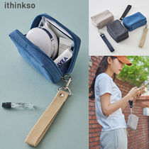 ithinkso(アイシンクソー) メイクポーチ ithinkso■MINI STRAP POUCH ミニストラップポーチ 3色/追跡付