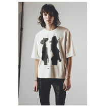 Other UK(アザーユーケー) シャツ 日本未入荷 OTHER UK COWGIRL Tシャツ RELIC WHITE