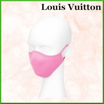 LOUIS VUITTON〓FW21新作 ロゴ お洒落なVuittamines Mask