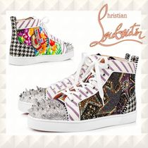 新作★21AW【Louboutin】NO LIMIT CARACABA スニーカー