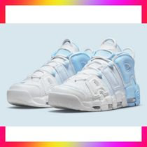 Nike Air More Uptempo 'Psychic Blue'