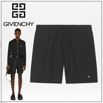 GIVENCHY◆直営買付 4Gロングスイムショート トランク ロゴ 人気