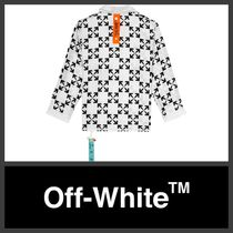 国内発 OFF-WHITE Arrow Pattern Pajama White/Black