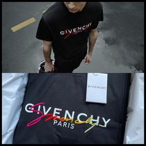 GIVENCHY(ジバンシィ) Tシャツ・カットソー 【正規品】国内発送  GIVENCHY グラデーションロゴ Tシャツ