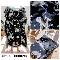 UK発 Urban Outfitters 星座アート ブランケット/送料込