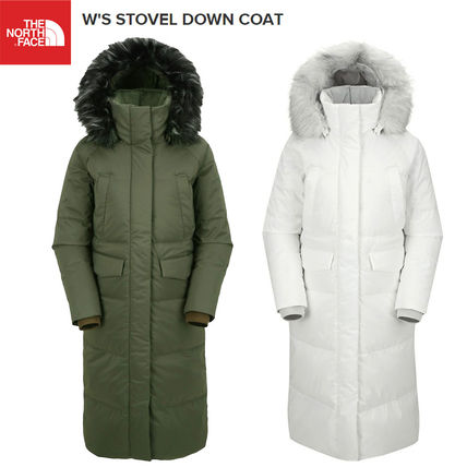 [THE NORTH FACE] W'S STOVEL DOWN COAT ☆大人気☆