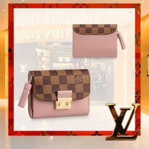 Louis Vuitton ポルトフォイユ・クロワゼット コンパクト 直営店
