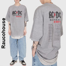Raucohouse(ラウコハウス)★ AC/DC Tour 80'S Dying T-shirt