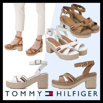 【Tommy Hilfiger】 ★送料込み★ Meshi mid Hill Sandals