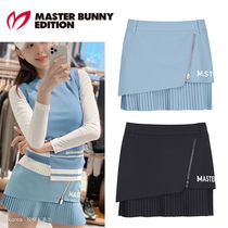 MASTER BUNNY EDITION アンバランスキュロットスカート 2color