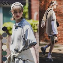 WV PROJECT★Mini Polo T-Shirts MJST7497 6色