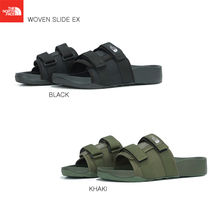 【THE NORTH FACE】WOVEN SLIDE EX★男女共用