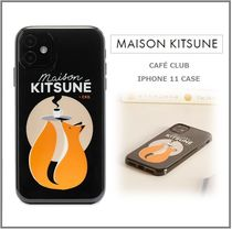 iPhone11★Maison Kitsune x END★カフェクラブ
