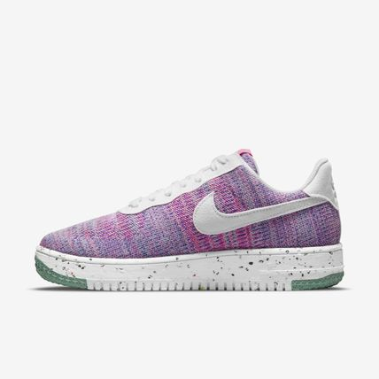 [Nike ナイキ] Air Force 1 Crater Flyknit (DC7273-500)