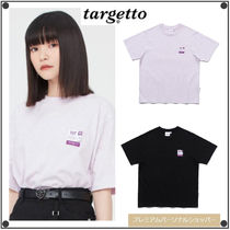 TARGETTO SEOULのLABEL LOGO TEE SHIRT 全2色