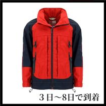 Red Karrimor Edition Customized Jacket