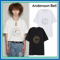 21SS★ANDERSSON BELL★SMILE EARTH EMBROIDERY atb524u男女兼用