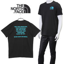 THE NORTH FACE Tシャツ NF0A55EF FOUNDATION TEE-BLACK
